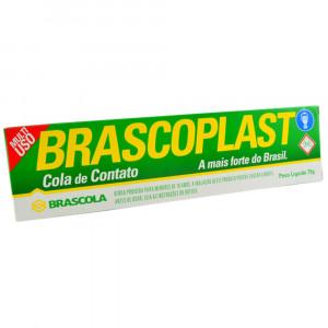 Cola de Contato Brascoplast Standard, 75g