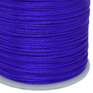 Fio de Seda, 1mm, Azul Royal