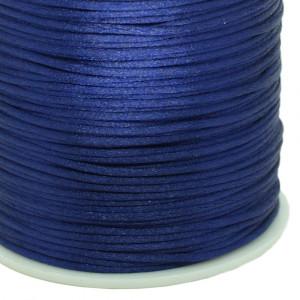 Fio de Seda, 1mm, Azul Marinho