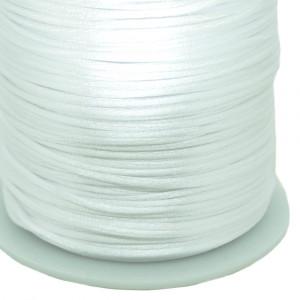 Fio de Seda, 1mm, Branco