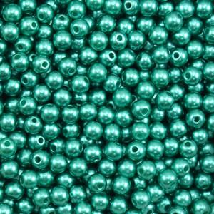 Pérola ABS, 05mm, Verde Kentucky