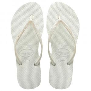 Sandálias Havaianas Slim, Branco